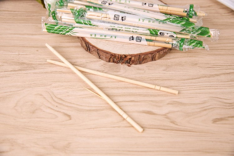 一次性竹筷工厂