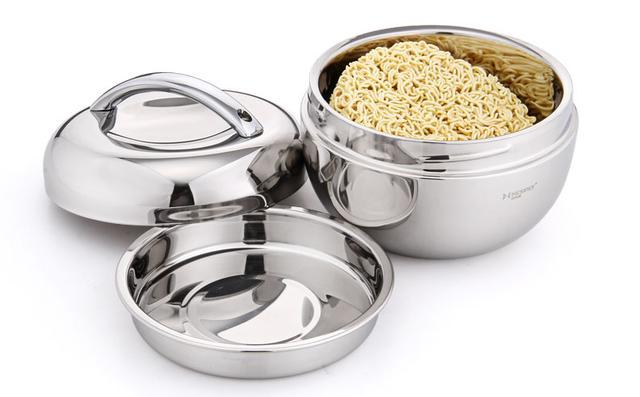 用不锈钢饭盒代替一次性塑料餐盒的可行性分析