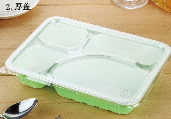 美团百度外卖一次性快餐饭盒
