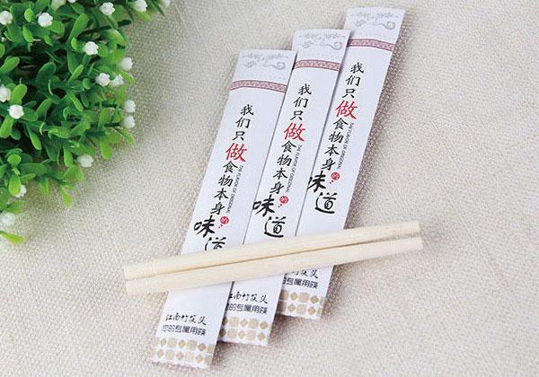 筷子头,卫生筷子,更换前面一段即可重复使用