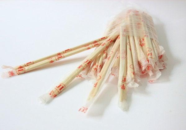 圆筷广东省深圳市筷子厂家